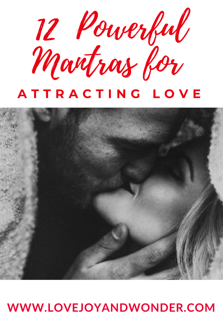 12 Powerful mantras to attract love and manifest your
