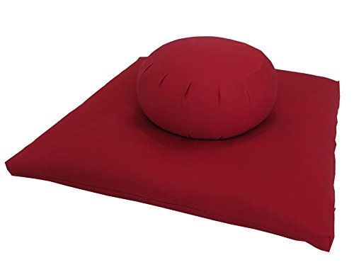 Buckwheat-Zafu-Zabuton-Meditation-Cushion-Set