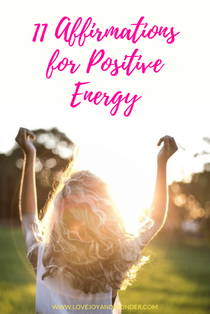 affirmations-positive-energy