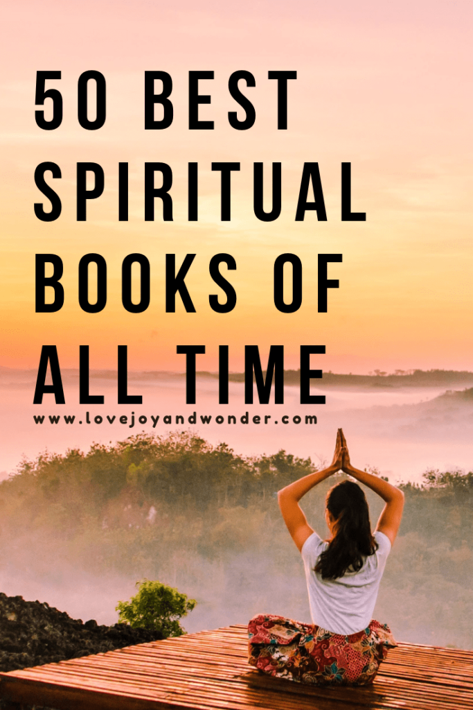 50 Best Spiritual Books Of All Time 2019
