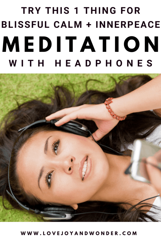 Meditating With Headphones (Benefits & Types of Meditations To Try)