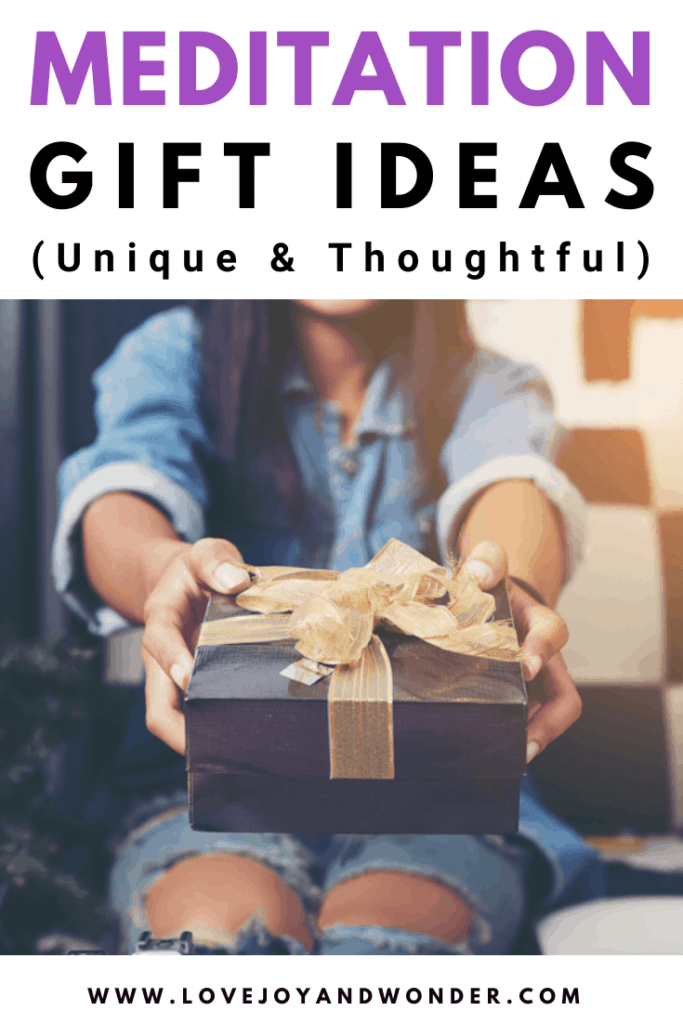 Meditation Gift Ideas and Mindfulness Gift Ideas Perfect for the meditation lover on your list.