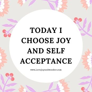 Learn how to love yourself using affirmations